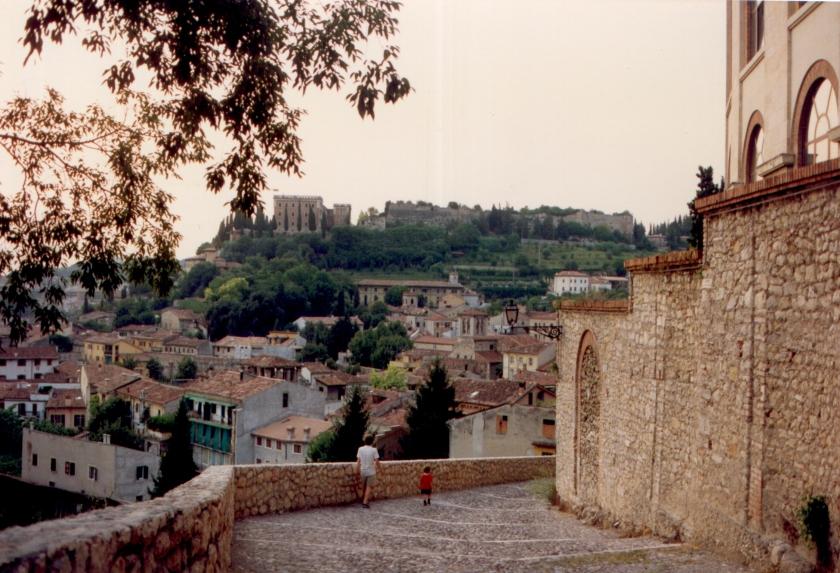 1991 July Verona and Castel S Piedro.jpg