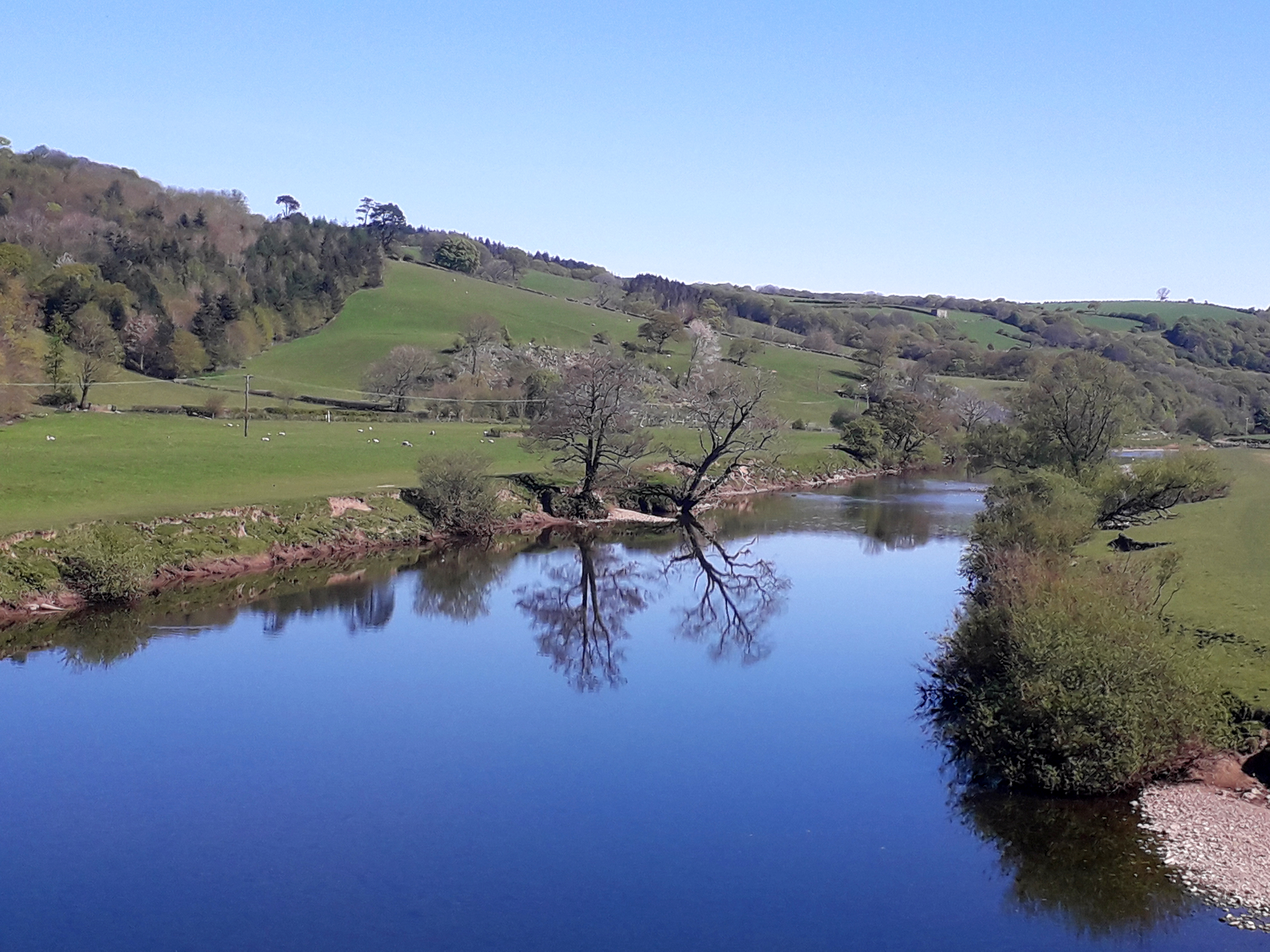 April 2020 River Lune and Caton Moor walk (1)