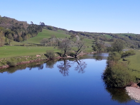 April 2020 River Lune and Caton Moor walk (1)