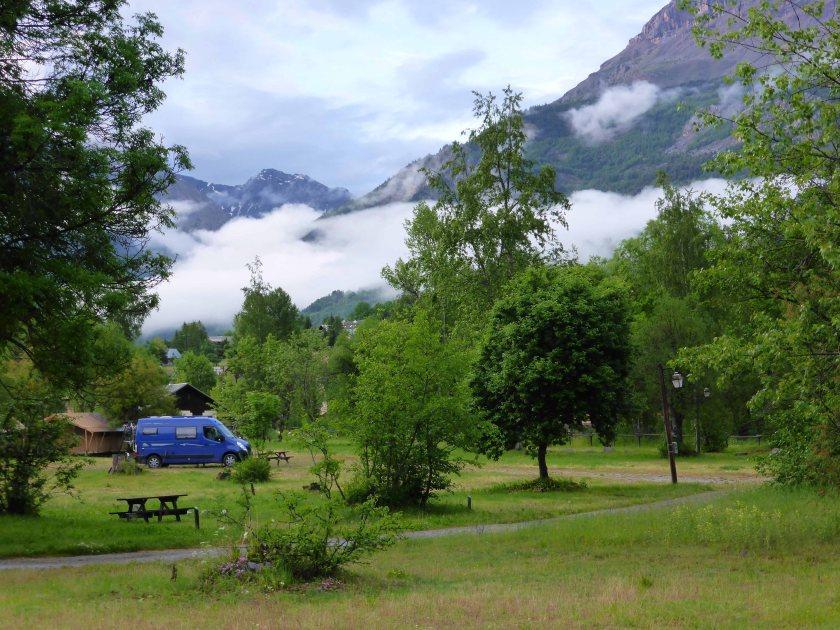 Camping Indigo Vallouise